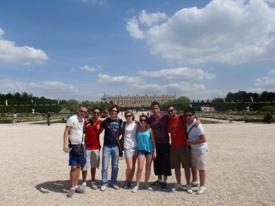 Paris Palace of Versailles 3