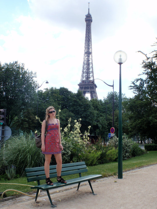 Eiffel Tower Tower