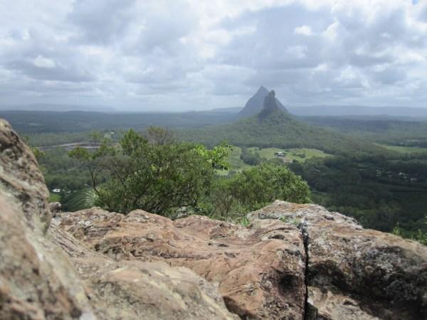Mt Ngungun view
