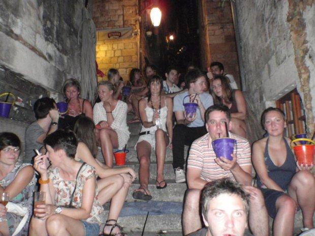Galerie Bucket Bar, Dubrovnik