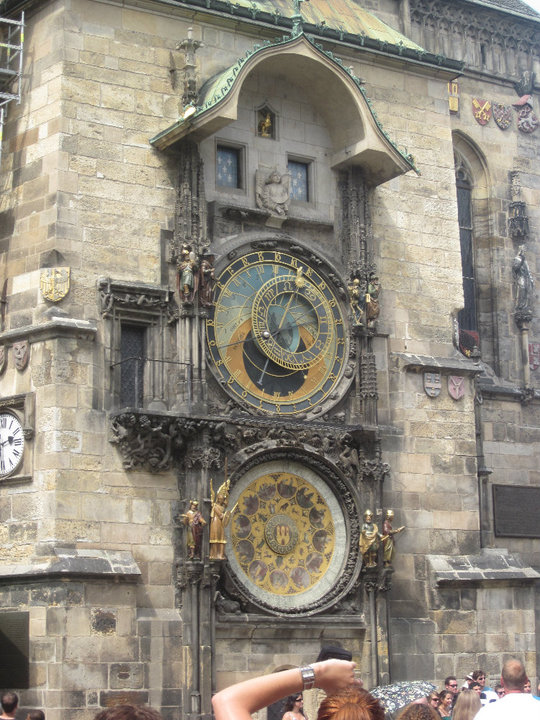 Old Town Tower and Astronomical Clock