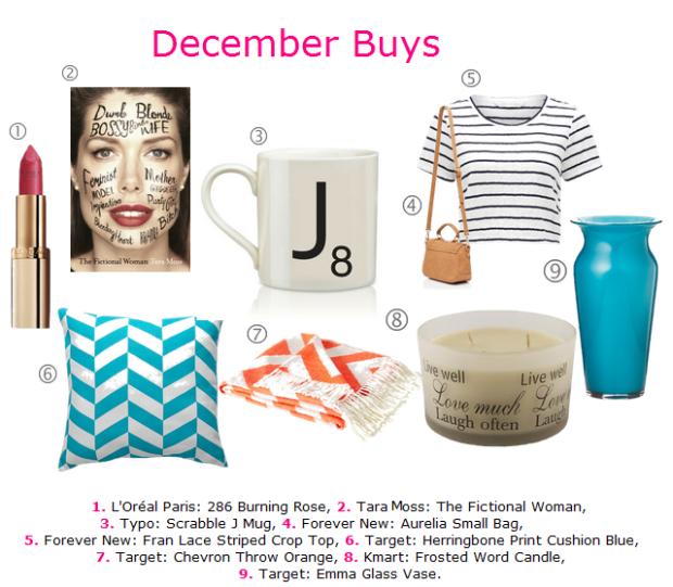December buys