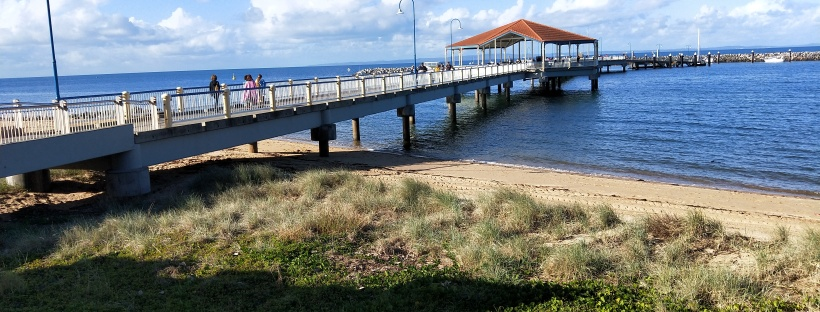 Redcliffe Jetty | day trip to Redcliffe