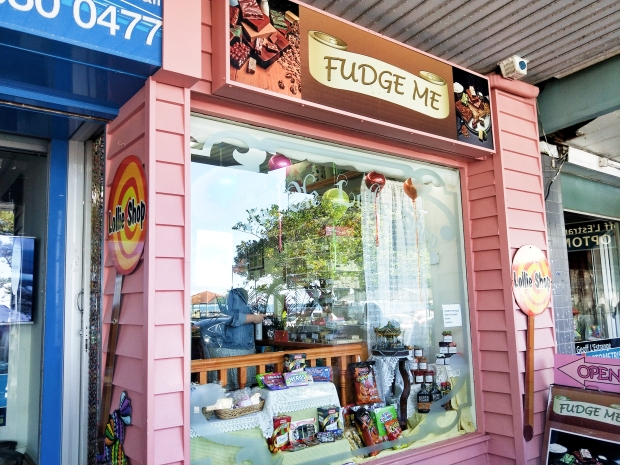 Fudge Me | day trip to Redcliffe