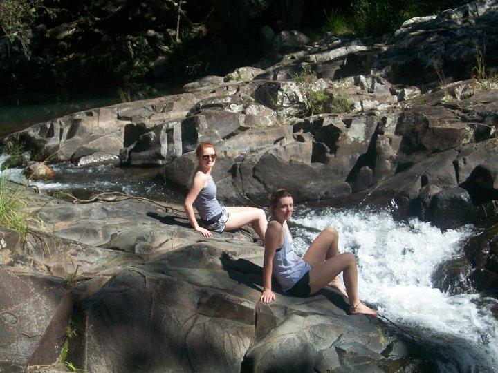 Curtis Falls, Tamborine Mountain
